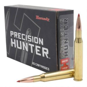 Hornady Ammo 338 Win Magnum 230 Grain ELD-X (Extremly Low Drag) Hunting (20)
