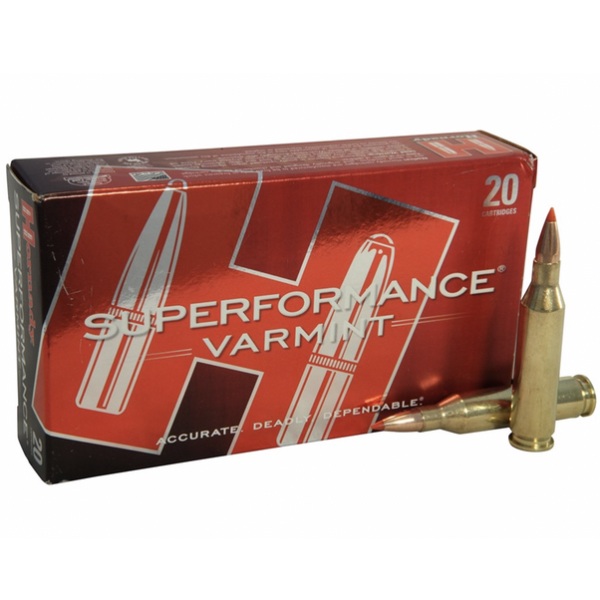 Hornady Ammo 243 Win 58 Grain V-MAX Superformance (20)