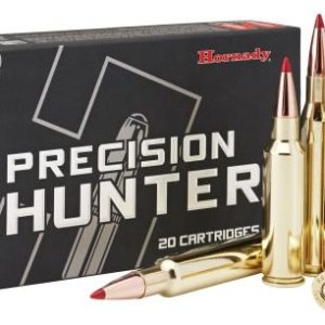 Hornady Ammo 7mm-08 Rem 150 Grain ELD-X (Extremly Low Drag) Hunting (20)