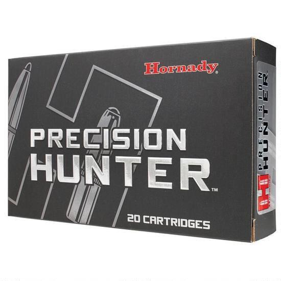 Hornady Ammo 280 Ackley Imp 162 Grain ELD-X (Extremly Low Drag) Hunting (20)