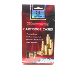 Hornady Brass Unprimed 218 Bee  (50)