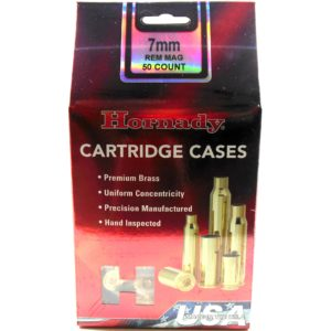 Hornady Brass Unprimed 7mm Rem Mag (50)