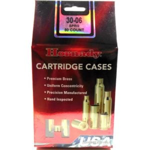 Hornady Brass Unprimed 30-06 (50)