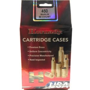 Hornady Brass Unprimed 450 Marlin (50)