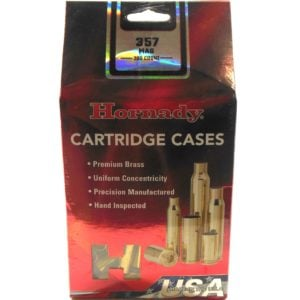 Hornady Brass Unprimed 357 Mag (200) 5/Cs