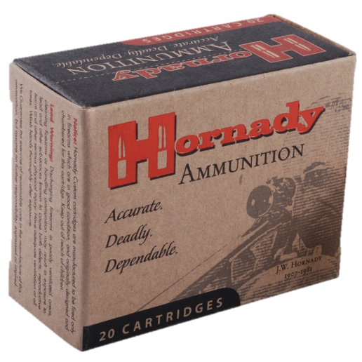 Hornady Ammo 10mm 155 Grain XTP Hollow Point (eXtreme Terminal Performance) (20)