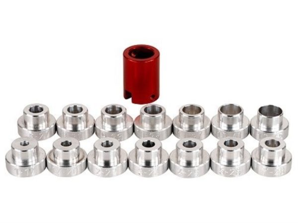 Hornady Lock-N-Load Comparator Body With Set of 14 Inserts