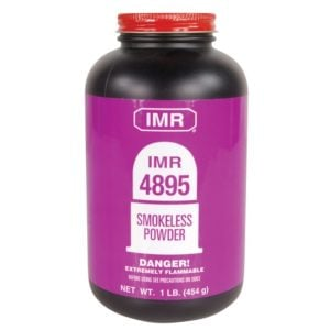 IMR 4895 1 Pound of Smokeless Powder