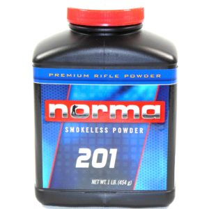 Norma 201 1 Pound of Smokeless Powder