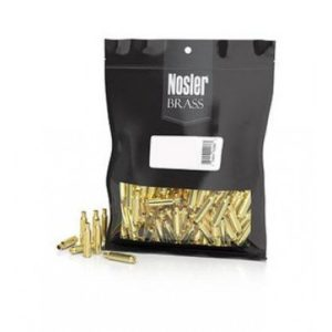 Nosler Unprimed Brass 204 Ruger (250) Unprocessed