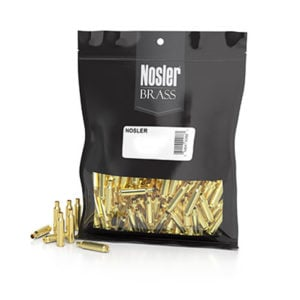 Nosler Unprimed Brass 6.8 Spc (100)