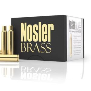 Nosler Unprimed Brass 325 WSM (25)
