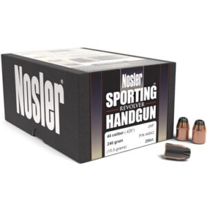 Nosler .429 / 44-40 240 Grain Jacketed Hollow Point (250)
