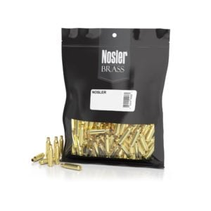 Nosler Unprimed Brass 300 AAC Blackout Unprocessed (250)