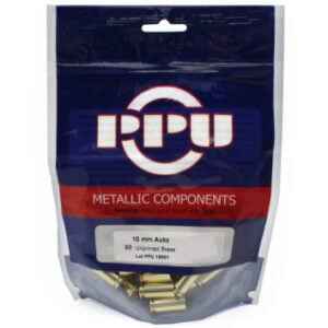 Prvi Partizian Unprimed Brass 10mm (Auto) (50)