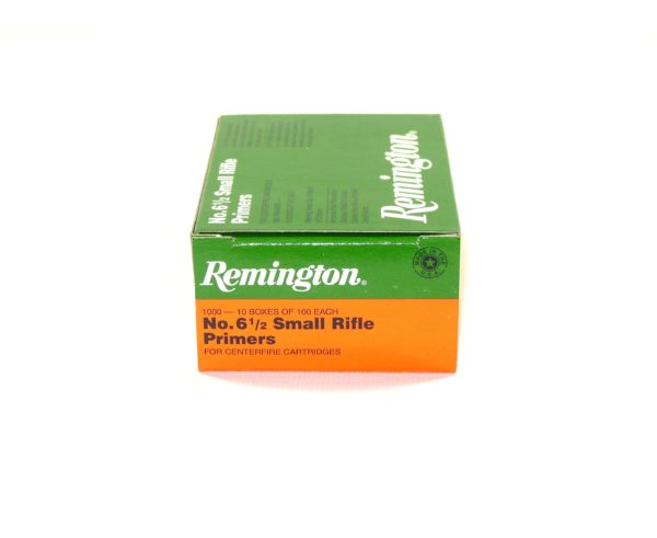6 1/2 Small Rifle Remington Primer (1000)
