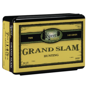 Speer .284 / 7mm 145 Grain Grand Slam (50)