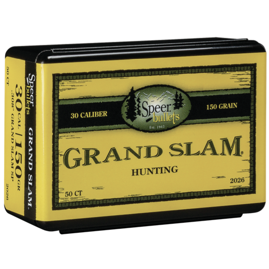 Speer .308 / 30 150 Grain Grand Slam (50)