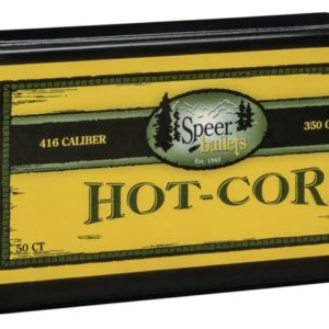 Speer .416 / 416 350 Grain Magnum Tip Soft Point HOT-COR (50)