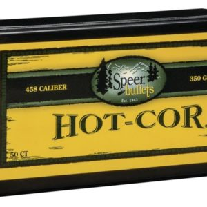 Speer .458 / 45 350 Grain Flat Nose (50)