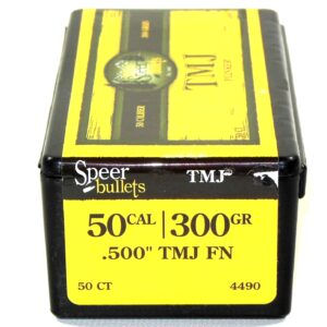 Speer .500 / 50 AE 300 Grain Total Metal Jacket (50)