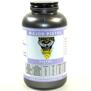 Shooters World Major Pistol D037.01 1 Pound of Smokeless Powder