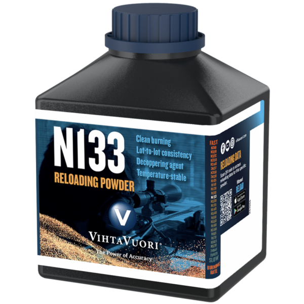Vihtavuori N133 1 Pound of Smokeless Powder