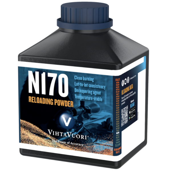 Vihtavuori N170 1 Pound of Smokeless Powder