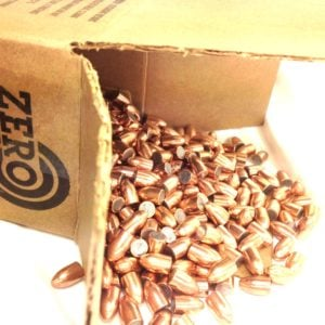 Zero .357 / 38 Special 110 Grain Jacketed Hollow Point (500)