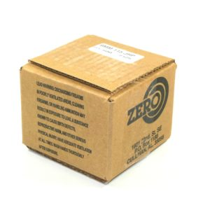 Zero .355 / 9mm 115 Grain Jacketed Hollow Point (500)