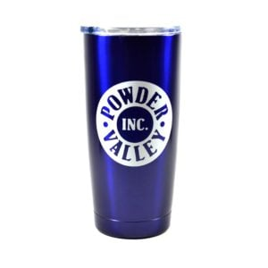 Powder Valley Tumbler Blue