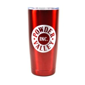 Powder Valley Tumbler Red