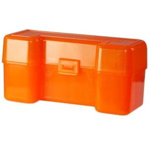 Berrys Ammo Box 45/70 Hinged Top 20 #111 (Hunter Orange)
