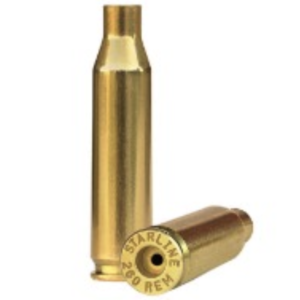 Starline 260 Remington Brass (50)