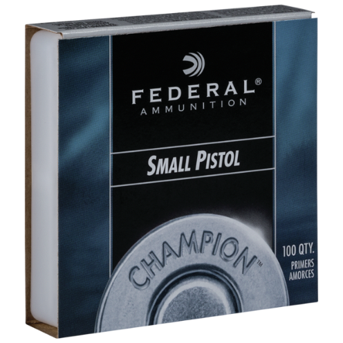 Federal #100 Small Pistol Primers (1000)