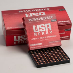 Winchester Small Rifle Match Primers (1000)