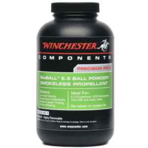 Winchester StaBall 6.5 1#