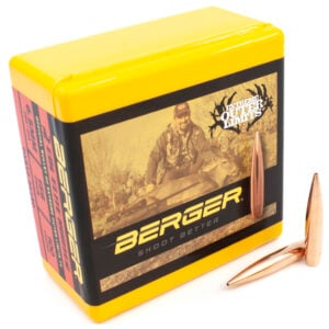 Berger .264 / 6.5mm 156 Grain Elite Hunter Bullet (100)