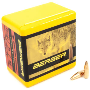 Berger .204 / 22 40 Grain Match Varmint Boat Tail (100)