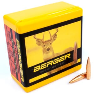 Berger .243 / 6mm 105 Grain Hunting Very Low Drag (100)