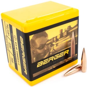 Berger .308 / 30 210 Grain Target Very Low Drag (100)