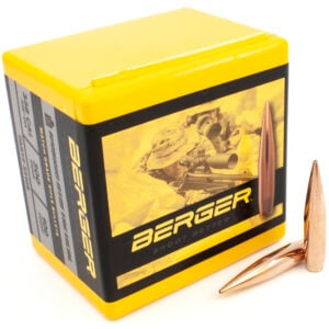 Berger .338 / 338 300 Grain Hybrid Open Tip Match Tactical (100)