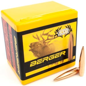 Berger 308 Elite Hunter Bullet Extreme Outer Limits, .308 Caliber (100)