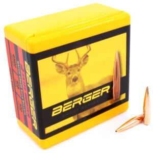 Berger .243 / 6mm 108 Grain Target Very Low Drag (100)